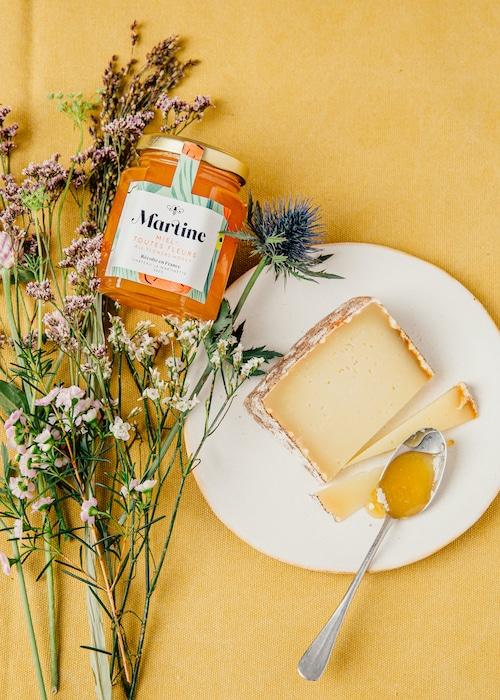 Miel Toutes Fleurs et Brebis