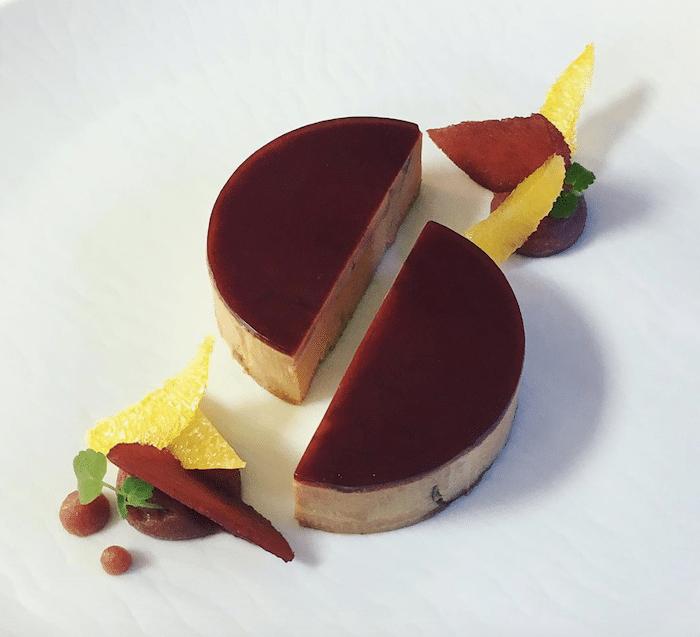 Foie gras restaurant les Foudres