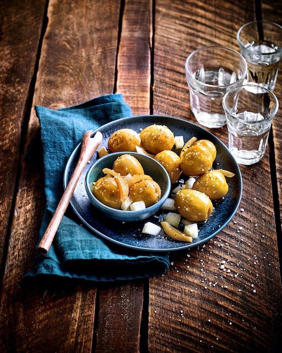 recette de Tapas à l'olive