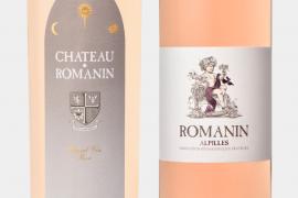 Les rosés 2019 de Château Romanin