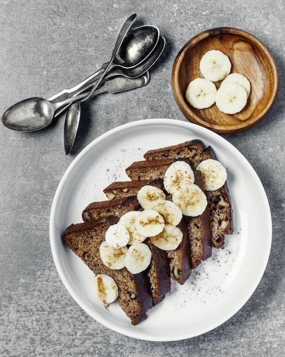recette de Banana bread inratable