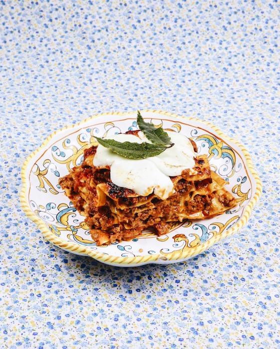 la recette des Big Lasagna