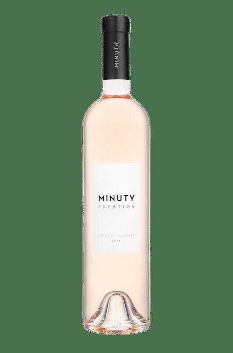 Prestige 2019 de Minuty nouvelle bouteille