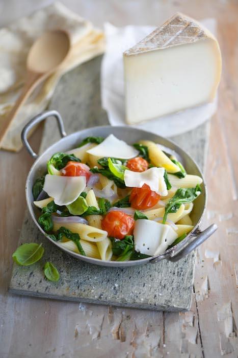 recette de One pot pasta au chèvre