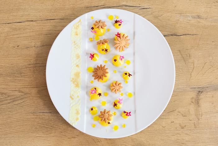 La tarte au citron de Noémie Honiat