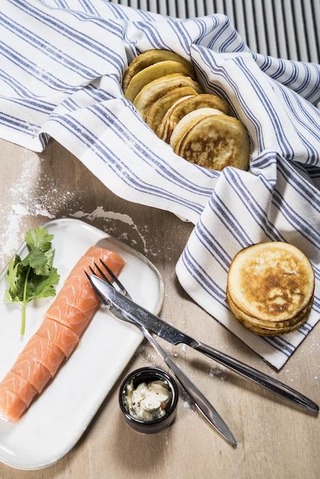 recette de Blinis maison façon Astara