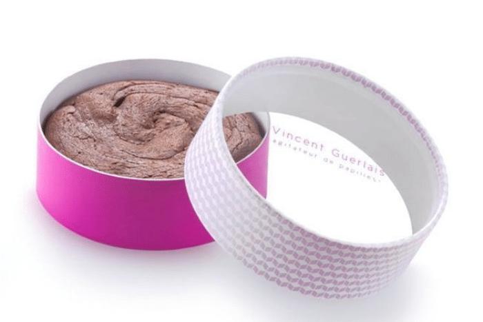 Le moelleux au chocolat de Vincent Guerlais