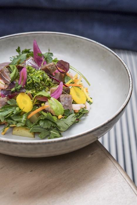 recette de Salade iodée Astara