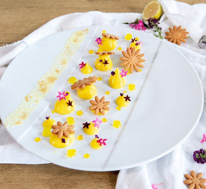 recette de La tarte au citron de Noémie Honiat