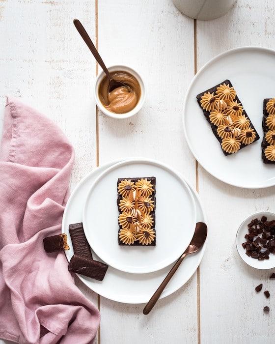 recette de Tartelettes crêpes dentelle chocolat