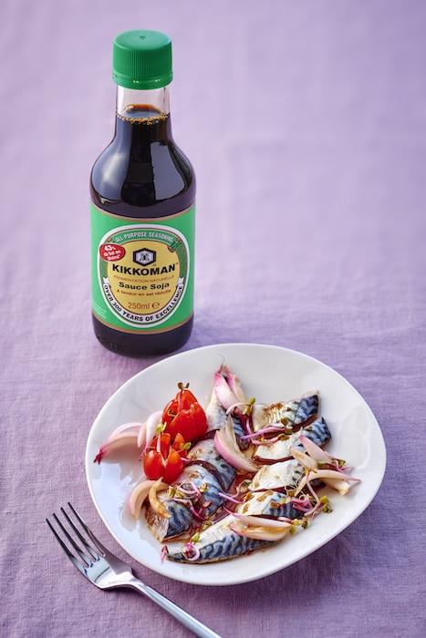 recette de Filets de maquereaux marinés