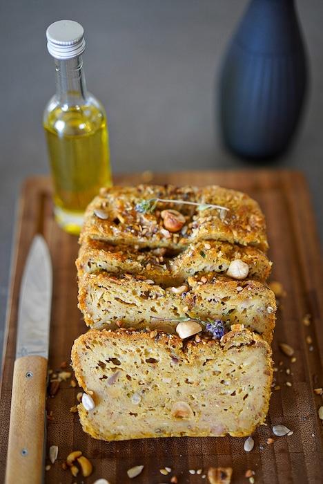 recette de Cake au thon