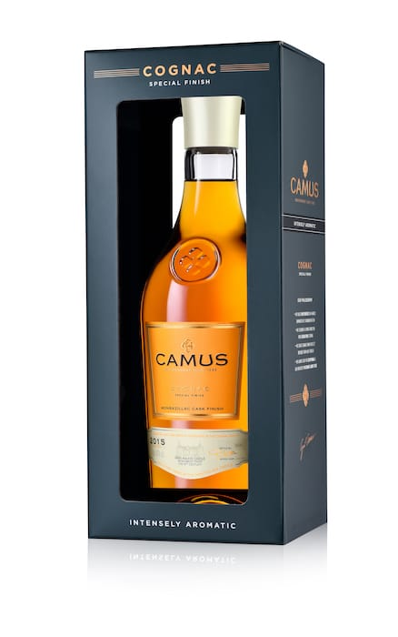 Cognac Camus Monbazillac Finish