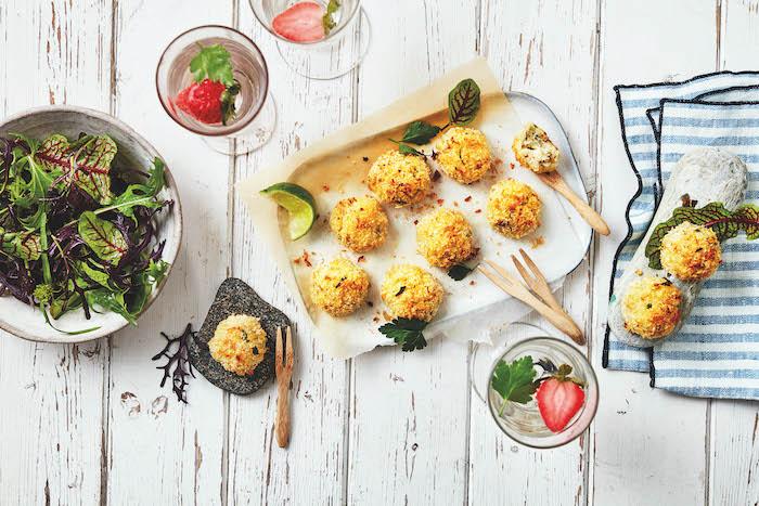 recette de Croquettes de pommes de terre au poisson