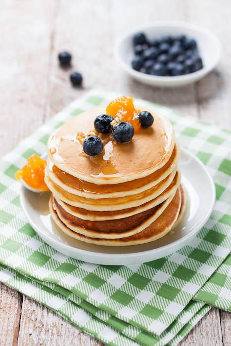 recette de Pancakes américains