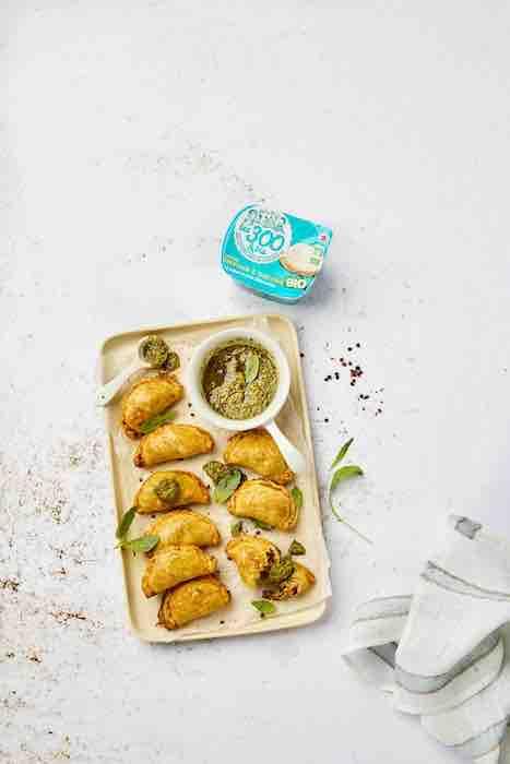 recette Empanadas aux restes de poulet rôti