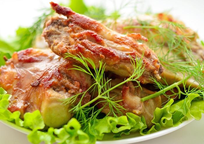 recette de lapin_sur_le_grill_ou_au_wok
