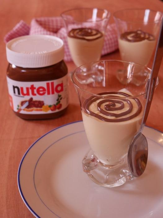 recette de Mousse au chocolat blanc