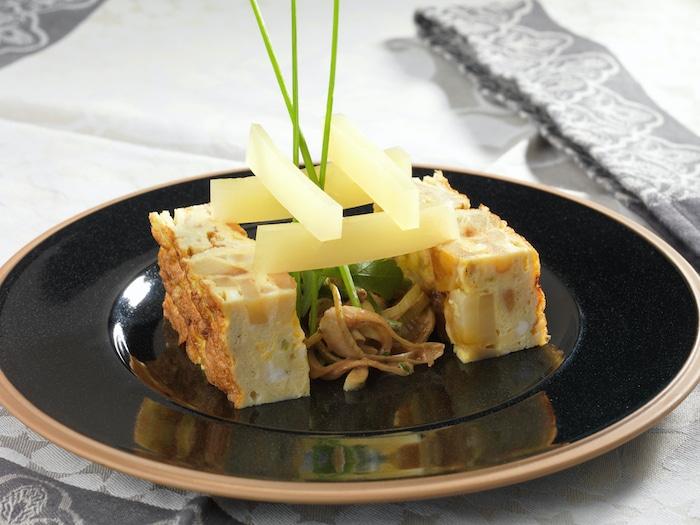recette de Tortilla basco-béarnaise