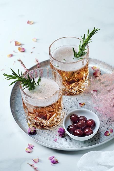 Le Millésimé 2016 en cocktail