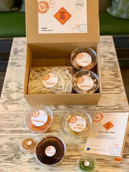 Yaai Thai Box