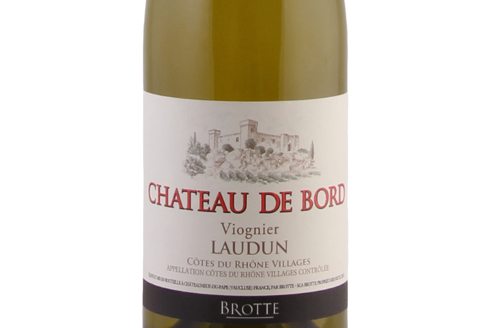 Château de Bord Blanc 2018