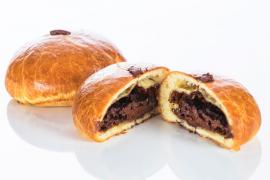 Les brioches au chocolat de Bernachon