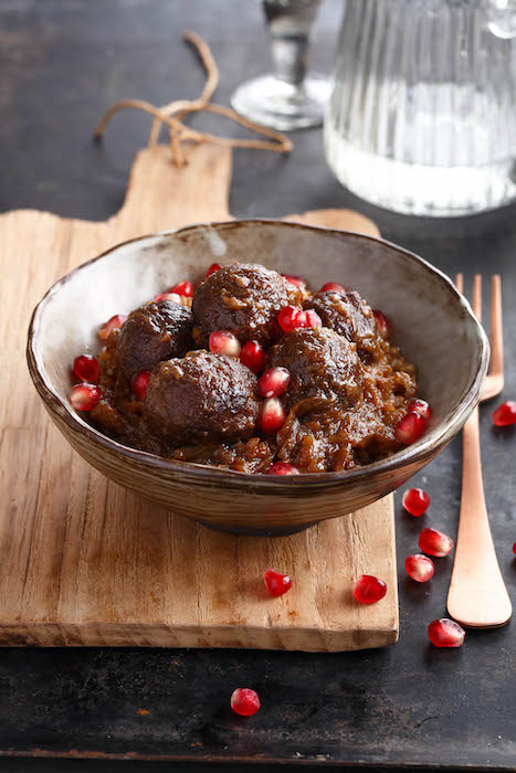recette de Daoud bacha bel berghol