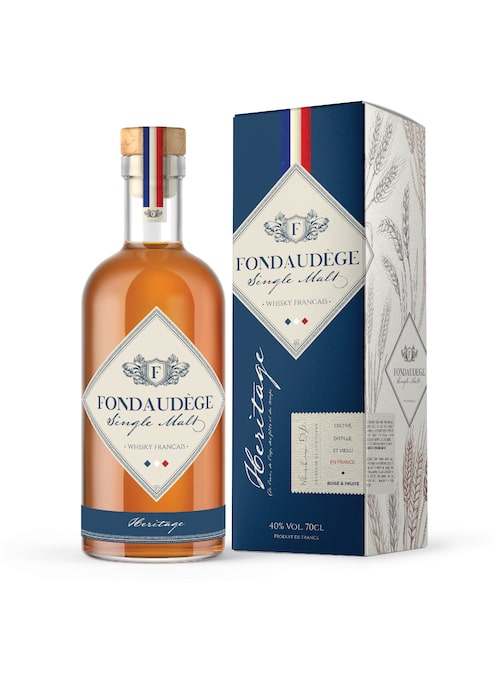 Fondaudège Héritage Whisky français