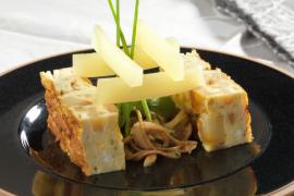Tortilla basco-béarnaise