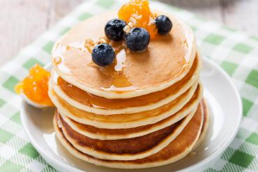 Pancakes américains