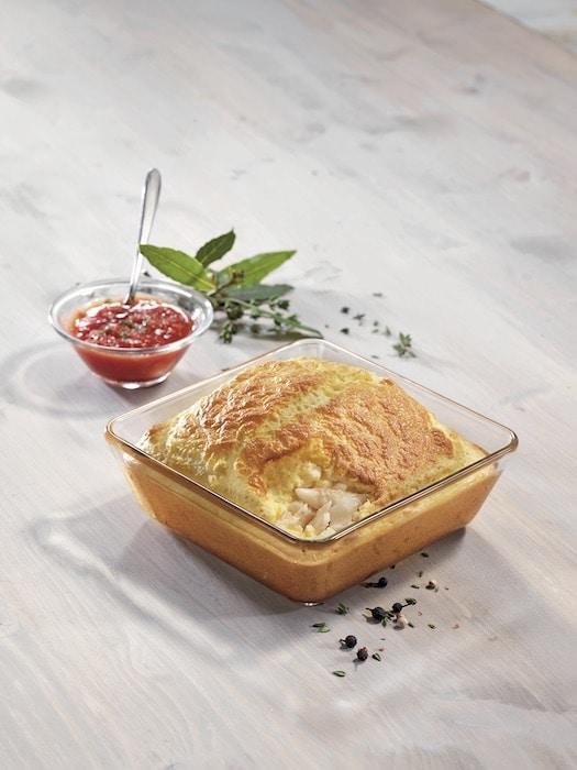 recette de Soufflé de merlan