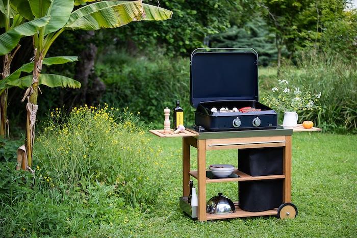 planchas et barbecues de l'été 2020