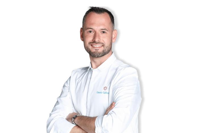 David Gallienne Top Chef