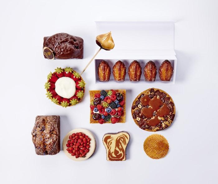 Le Petit comptoir de pâtisseries du Ritz