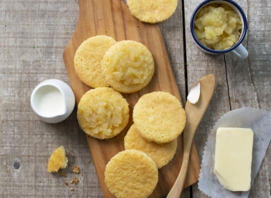 sablés poitevins au beurre de Charentes-Poitou