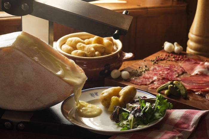 Raclette de Savoie IGP