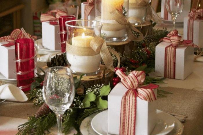menu de fêtes