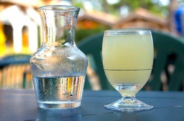 Les boissons anisées