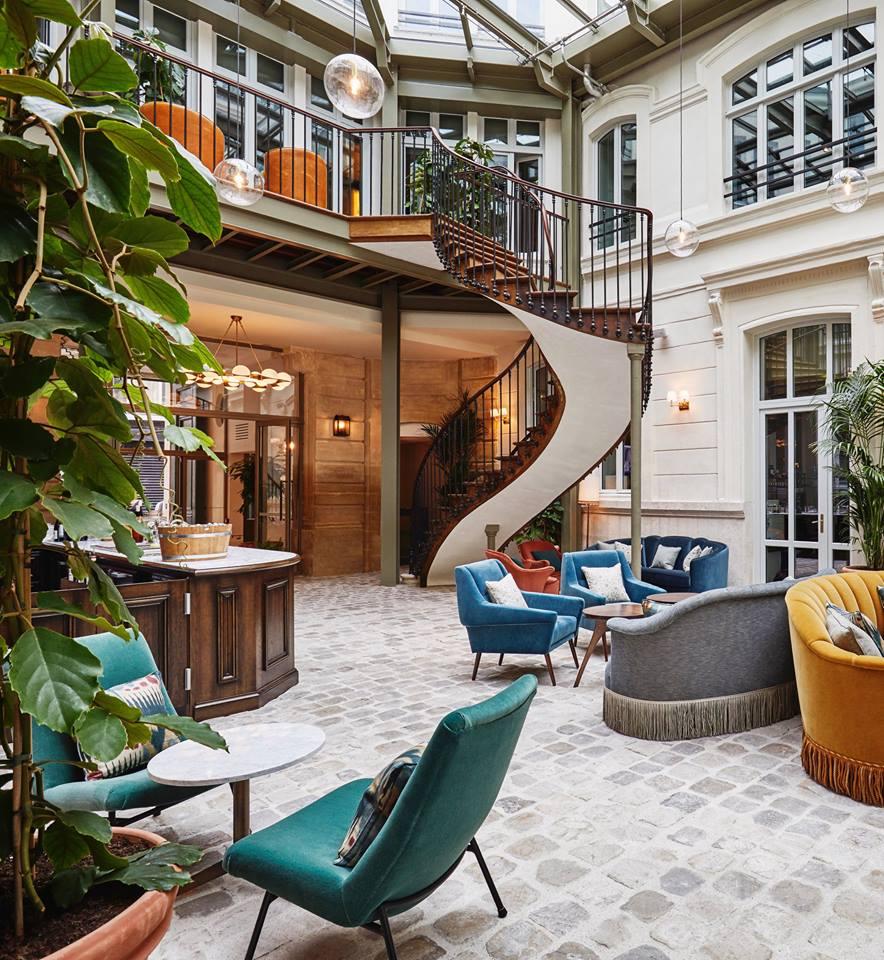 Hoxton Hôtel Paris