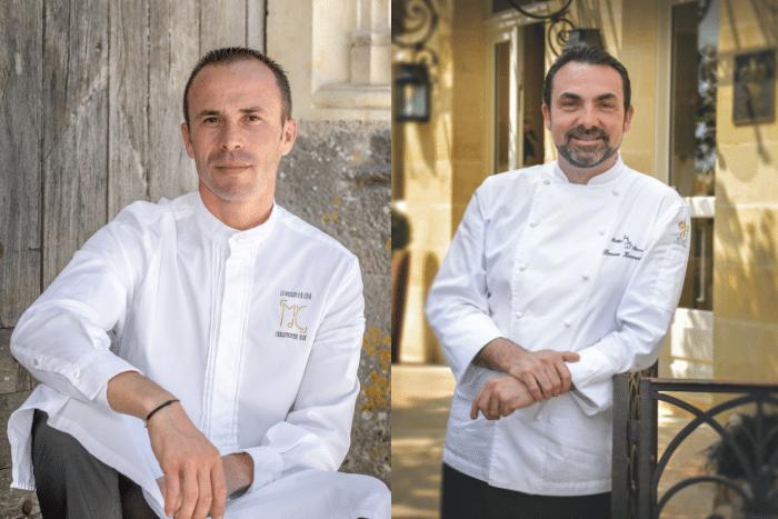 Christophe Hay et Ronan Kervarrec