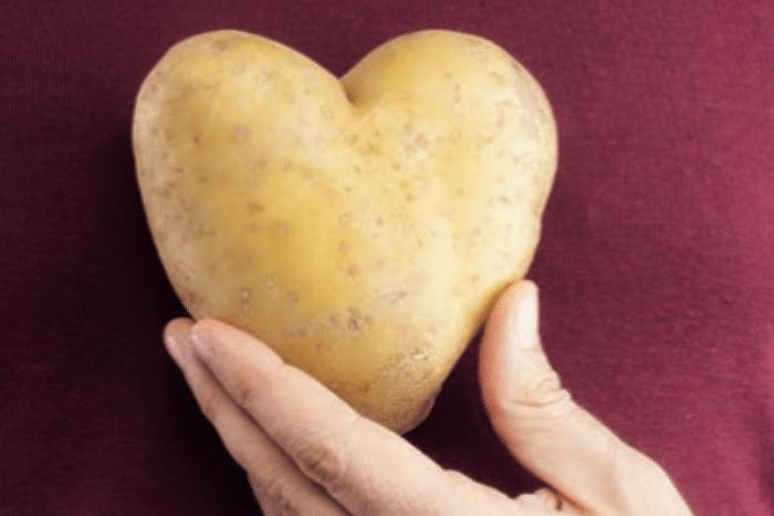 Les français et la pomme de terre
