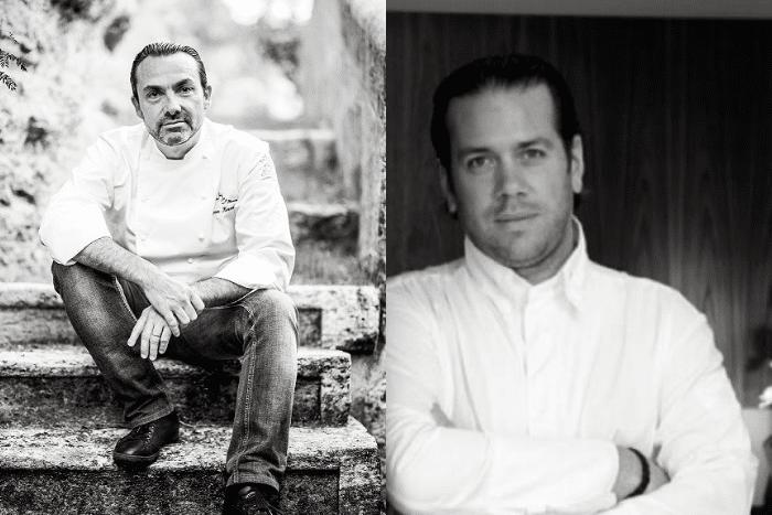 Ronan Kervarrec et Arnaud Lallement