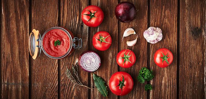 recette de Coulis de tomates