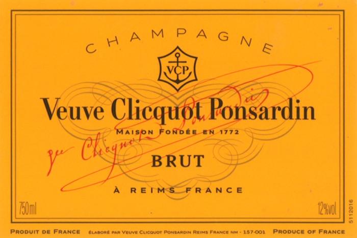 140 ans de jaune pour Veuve Clicquot
