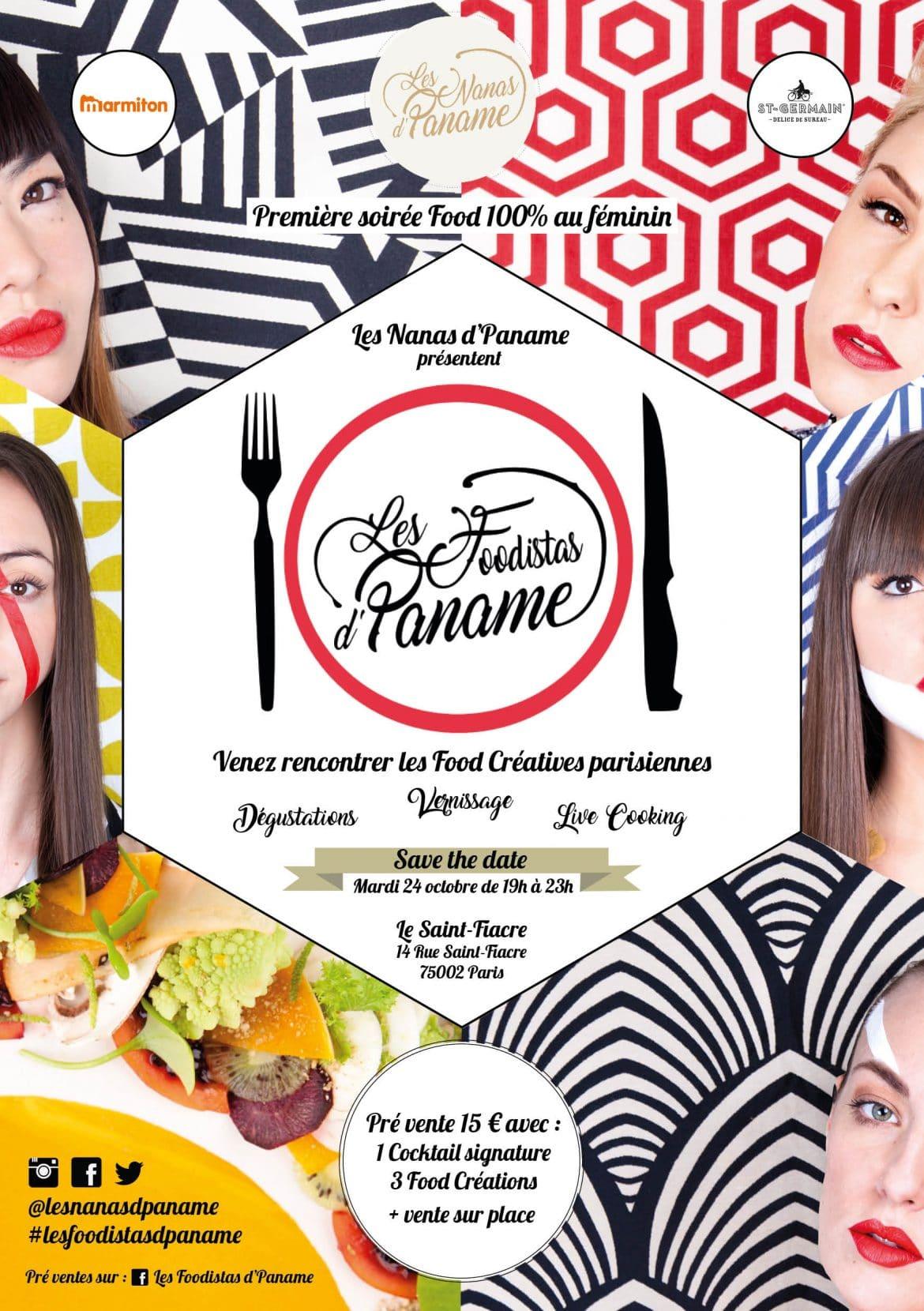 Les Foodistas dPaname