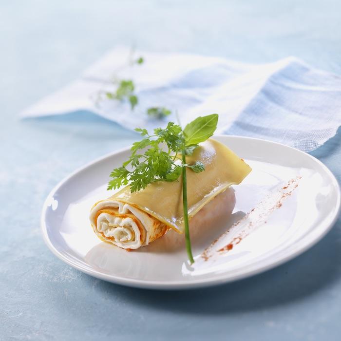 recette de Cannelloni de poivron doux