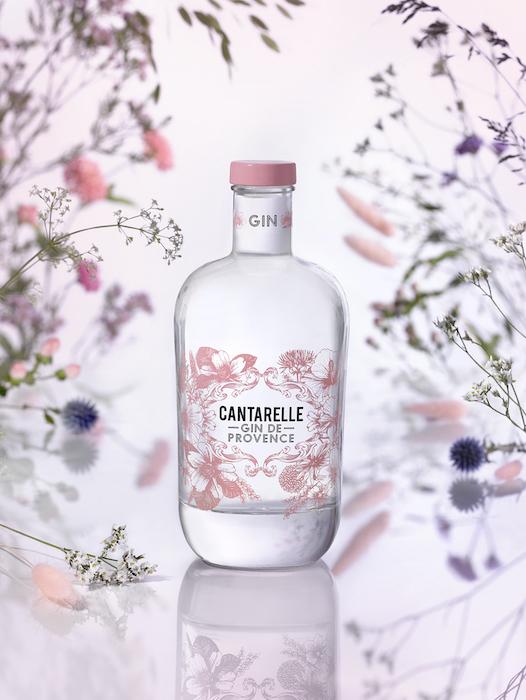Gin Cantarelle