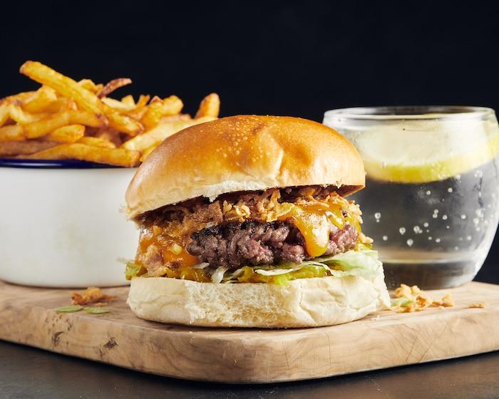 Saint Burger offre les burgers