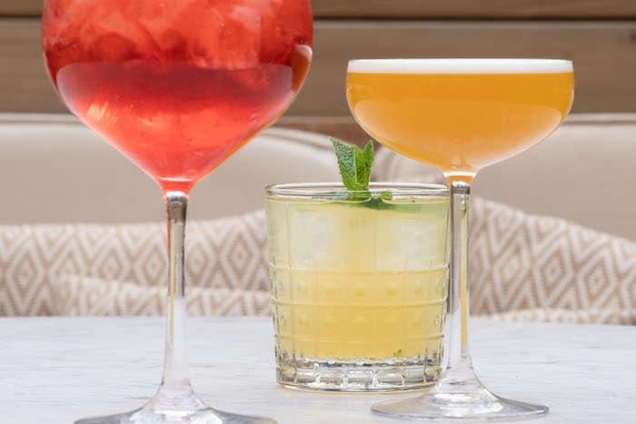 Cocktails de l'été 2019 Eugène